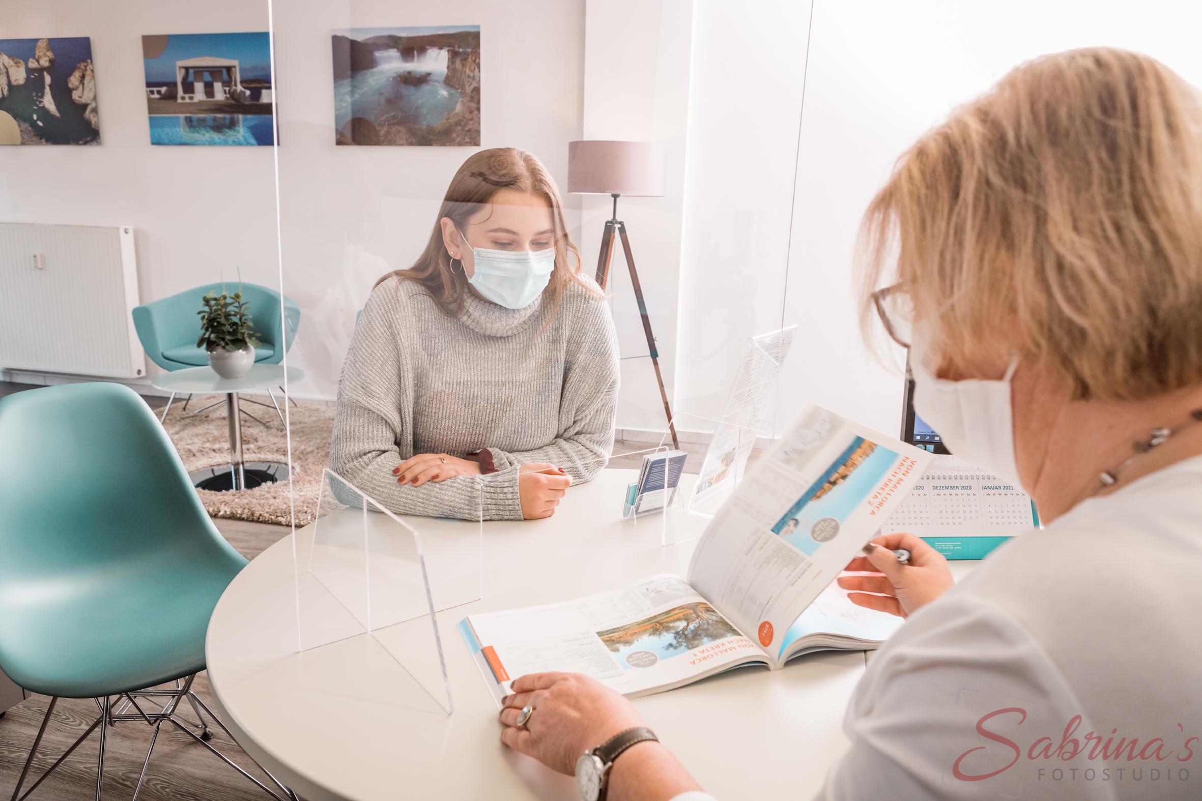 Beratung bei Time out Reisen - Sabrina's Fotostudio in Hamminkeln, zwischen Wesel und Bocholt am Niederrhein