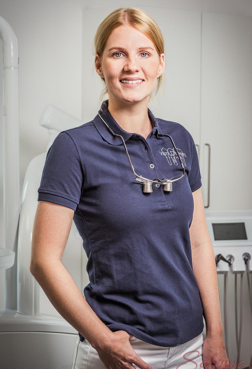 Zahnarzt Fotoshooting Portrait - Sabrina's Fotostudio in Hamminkeln, zwischen Wesel und Bocholt am Niederrhein